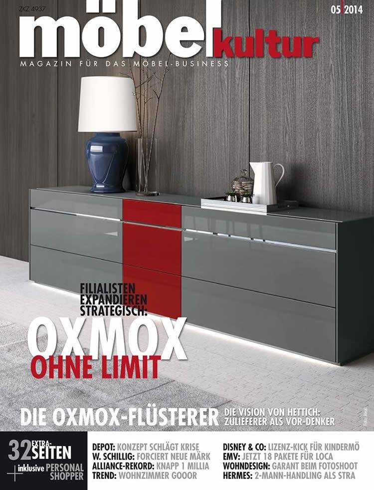 magazine mÖbel kultur - escribano studio industrial design